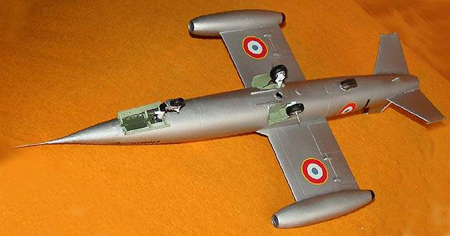 Maquette Trident 2E British Airways, métal 1/400e  SOCATEC